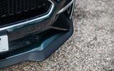 Ford Mustang Bullitt 2018 road test review - front splitter