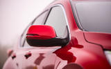 Honda CR-V 2018 road test review - wing mirrors