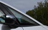 Honda Jazz 2020 road test review - a-pillars