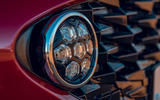 Hyundai i10 2020 road test review - foglights