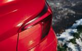 6 Hyundai i20 2021 road test review rear lights