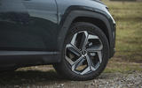 6 Hyundai Tucson 2021 road test review alloy wheels