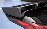 Hyundai Veloster N 2018 review - spoiler