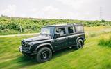 6 Ineos Grenadier 2021 prototype drive grass side