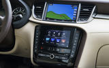 Infiniti QX50 2018 review - infotainment