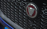 Jaguar I-Pace 2018 road test review front grille