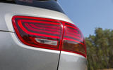 Kia Sorento 2018 road test review rear lights