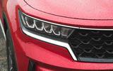 6 Kia Sorento 2021 road test review headlights