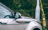 6 Land Rover Range Rover Evoque 2021 road test review wing mirror