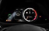 Lexus UX 2019 road test review - instruments