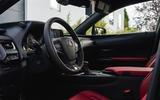 Lexus UX 2018 road test review - steering wheel