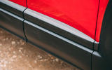 6 Mazda MX 30 2021 road test review side skirts