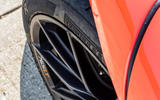 McLaren 765LT 2020 road test review - tyres