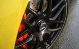 Mercedes-AMG A45 S 4Matic+ 2020 road test review - alloy wheels