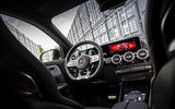 Mercedes-AMG GLA 45 S Plus 2020 road test review - cabin