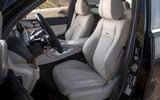 Mercedes-AMG GLS 63 2020 road test review - cabin