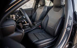 Mercedes-Benz A-Class saloon 2018 review - cabin