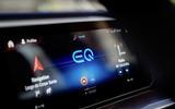 Mercedes-Benz ECQ 2019 review - EQ mode