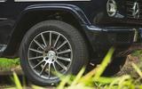 Mercedes-Benz G-Class 2019 road test review - alloy wheels