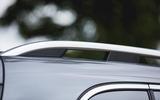 Mercedes-Benz GLB 2020 road test review - roof rails