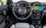 Mini Electric 2020 road test review - dashboard