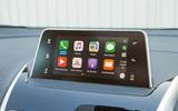 Mitsibushi Eclipse Cross 2018 review Apple CarPlay
