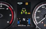 Mitsubishi L200 2019 road test review - instruments