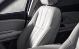 Nio ES8 road test review - seat details