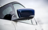 Nissan Leaf 2018 UK review wing mirror