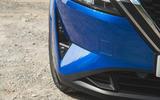 6 Nissan Qashqai 2021 RT front bumper