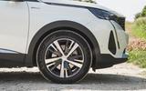 6 Peugeot 3008 2021 RT alloy wheels