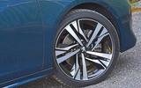 Peugeot 508 2018 road test review - alloy wheels