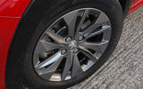 Peugeot e-208 2020 road test review - alloy wheels