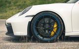6 Porsche 911 GT3 2021 RT alloy wheels