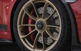 Porsche 911 GT3 RS 2018 review alloy wheels