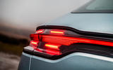 Porsche Macan 2019 road test review - rear lights
