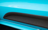 Porsche Macan Turbo 2019 road test review - side skirts