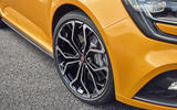Renault Megane RS 280 2018 road test review alloy wheels