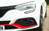 Renault Megane RS Trophy-R 2019 road test review - foglights
