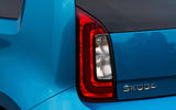 Skoda Citigo 2017 first drive review rear lights