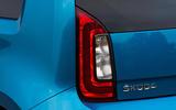 Skoda Citigo 2017 first drive review rear lights
