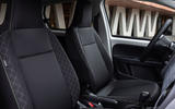 SKoda Citigo-e IV 2020 road test review - cabin