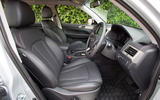 Ssangyong Musso Saracen 4x4 2018 road test review cabin
