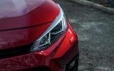 6 Suzuki Across 2021 road test review headlights