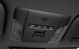 6 suzuki swace 2021 uk first drive review roof buttons