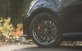 6 Toyota GR Yaris 2021 UK road test review alloy wheels