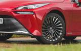 6 Toyota Mirai 2021 RT alloy wheels