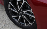 Toyota Yaris 2020 road test review - alloy wheels