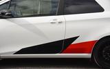 Toyota Yaris GRMN side decals