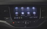 Vauxhall Astra 2019 road test review - infotainment